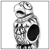 Parrot Charm Bead