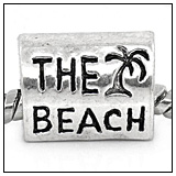 The Beach Charm Bead