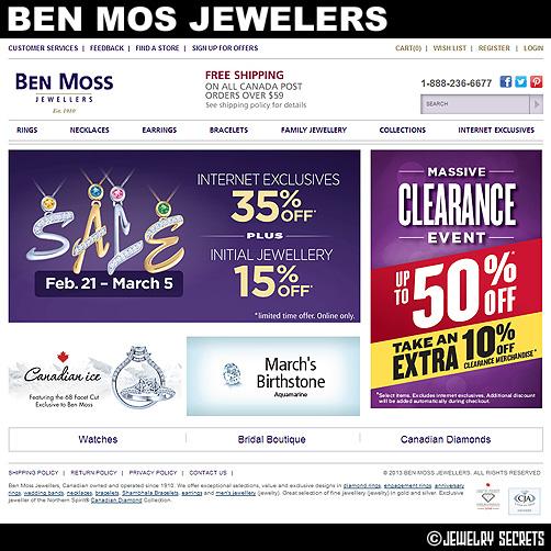 Ben Moss Jewelers