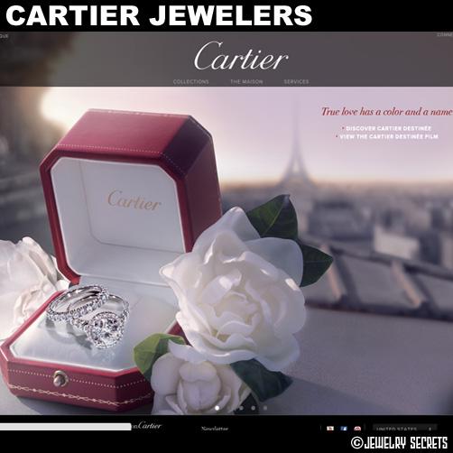 Cartier Jewelers