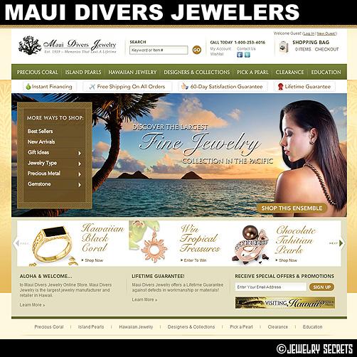 Maui Divers Jewelers