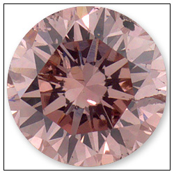 021 Carat Fancy Intense Pink Diamond
