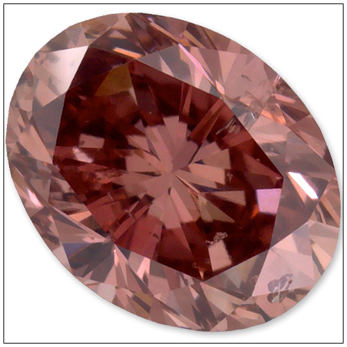 051 Carat Fancy Deep Pink Diamond