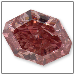 080 Carat Fancy Vivid Purplish Pink Diamond