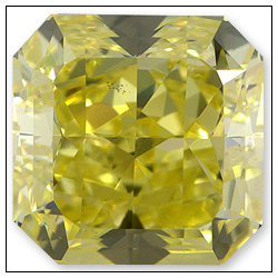 200 Carat Fancy Yellow Diamond