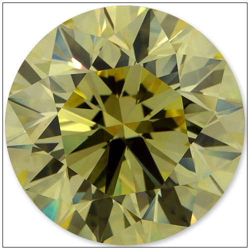 301 Carat Fancy Yellow Diamond