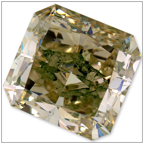 432 Carat Fancy Brownish Greenish Yellow Diamond