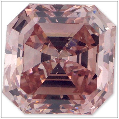 53 Point Fancy Intense Pink Diamond