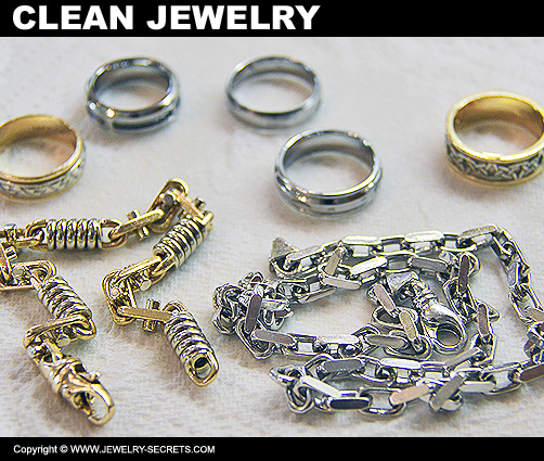 Clean Jewelry