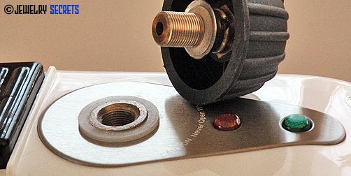 Jewelry Steam Cleaner Fill Cap