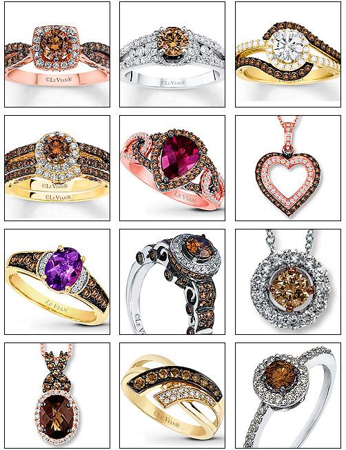Kay Jewelers Chocolate Diamonds