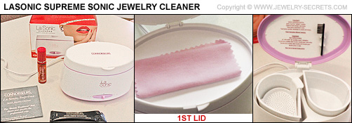 Lasonic Jewelry Cleaner Test Review