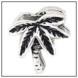 Palm Tree Charm Bead