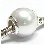 Pearl Bead Charm