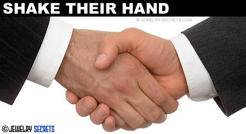 Shake Their Hand