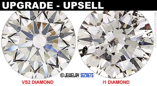 Upgrade Upsell Diamonds