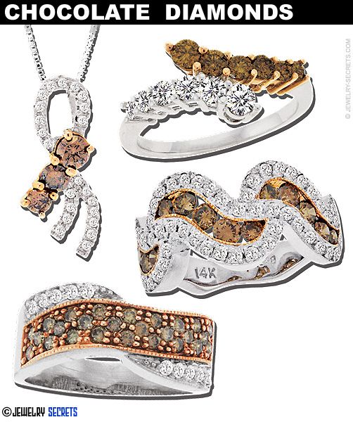 What Are Chocolate Diamonds?