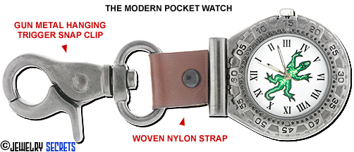 Custom Pocket Watch