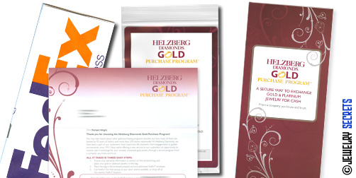 Gold Purchase Program Packet!